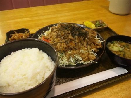 090126ペリカン【焼き肉定食大盛り】3.jpg