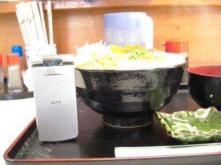 081218食いもん屋北海道【ウニいくら丼大盛り+山かけ+ほっき貝】4.JPG